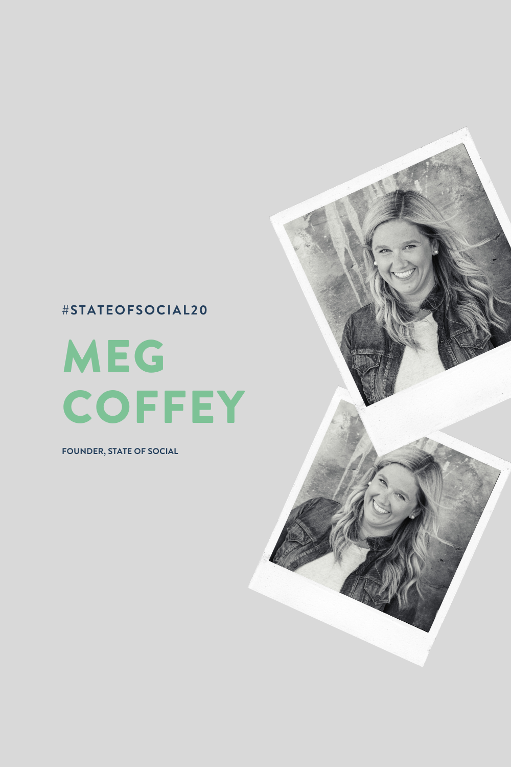 Social media and digital marketing strategist Meg Coffey is a trainer, lecturer, media commentator, and award-winning entrepreneur.