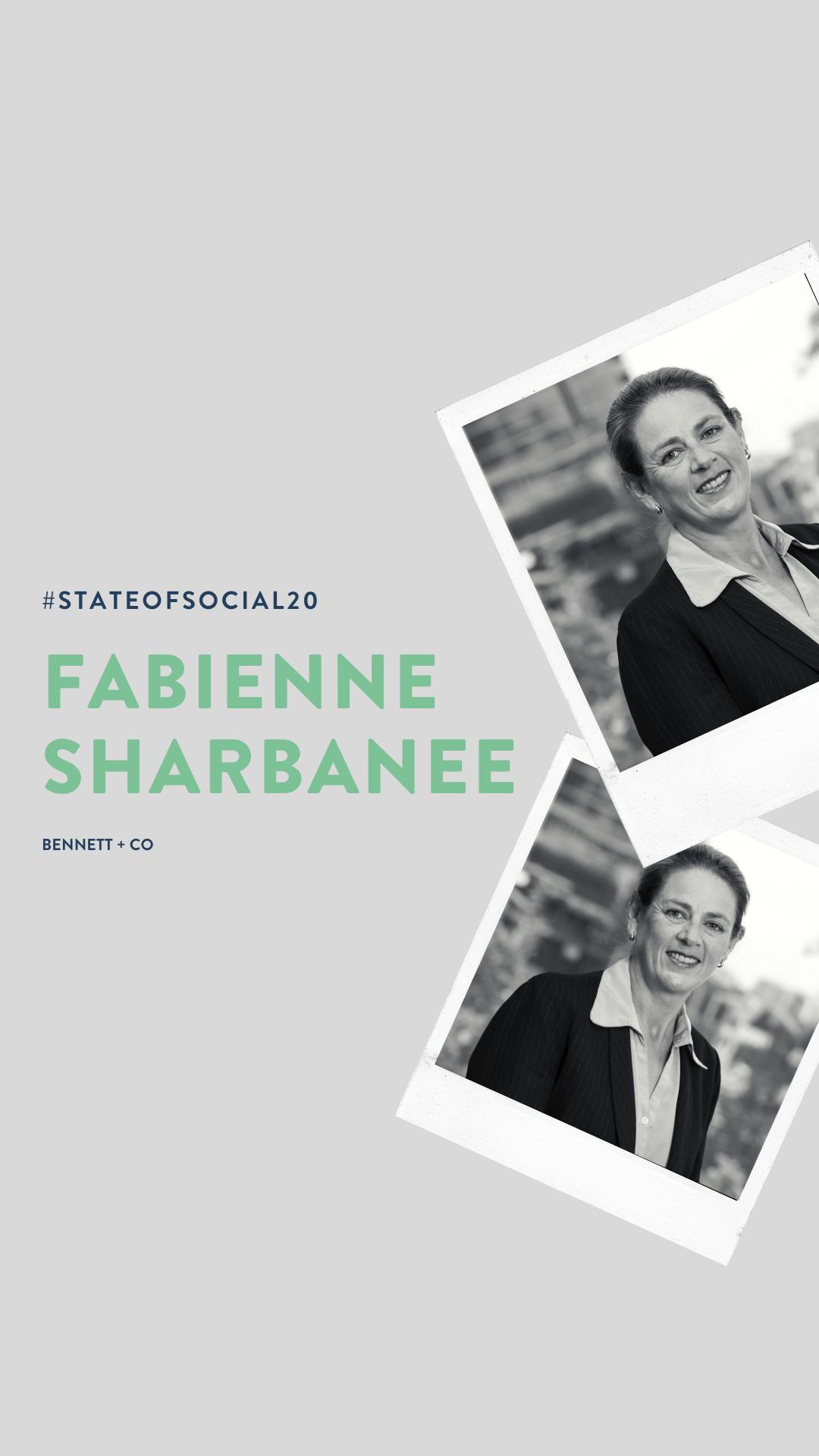 FABIENNE SHARBANEE