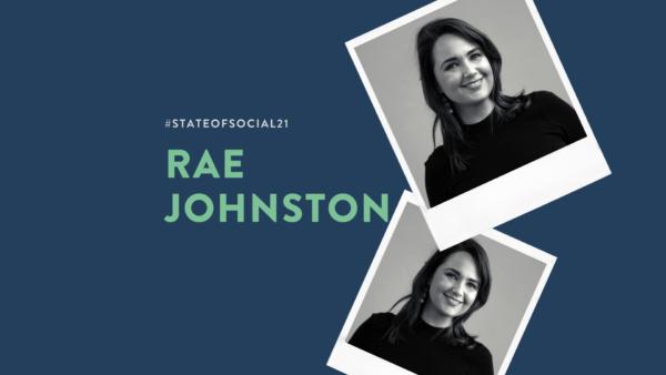 RAE JOHNSTON AT SOS 21