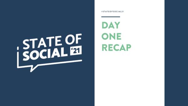 SOS21 DAY ONE RECAP